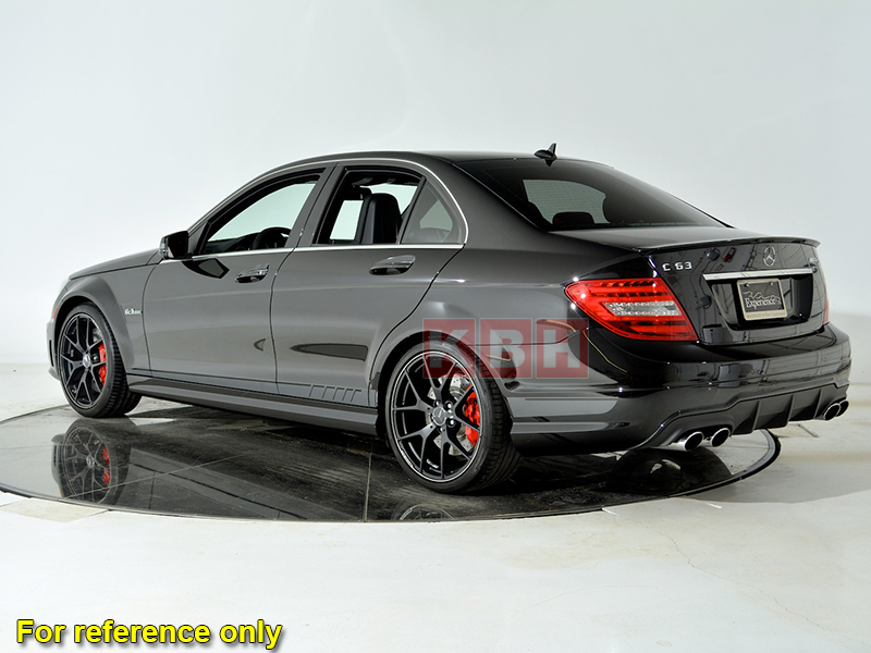 Amg c63 507 side stripe decals stickers mercedes benz c for Benz sport katalog