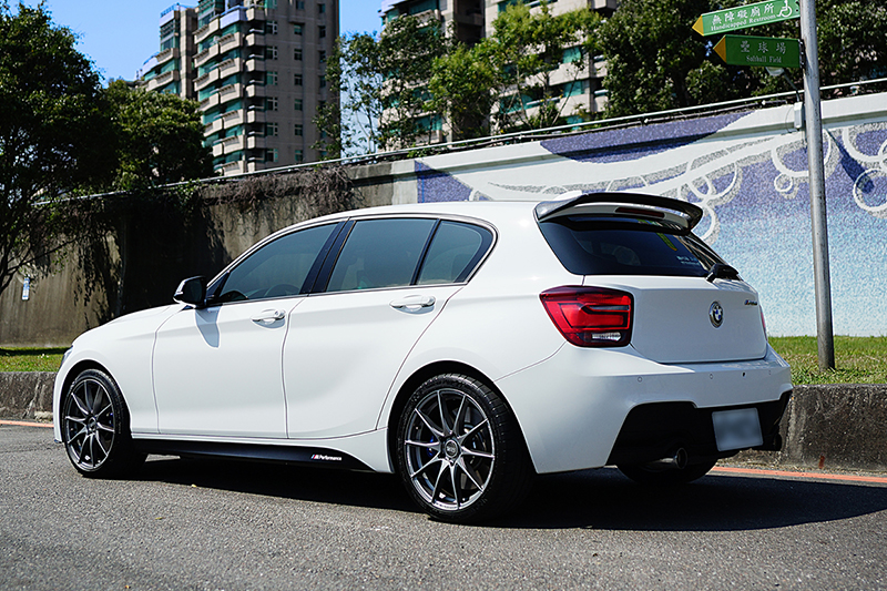 Details About 2pcs M Performance Side Skirt Sill Stripe Decals Sticker For Bmw 1 Series F20